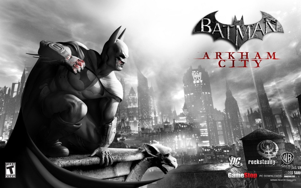 Batman: Return to Arkham to remaster Arkham Asylum i Arkham City