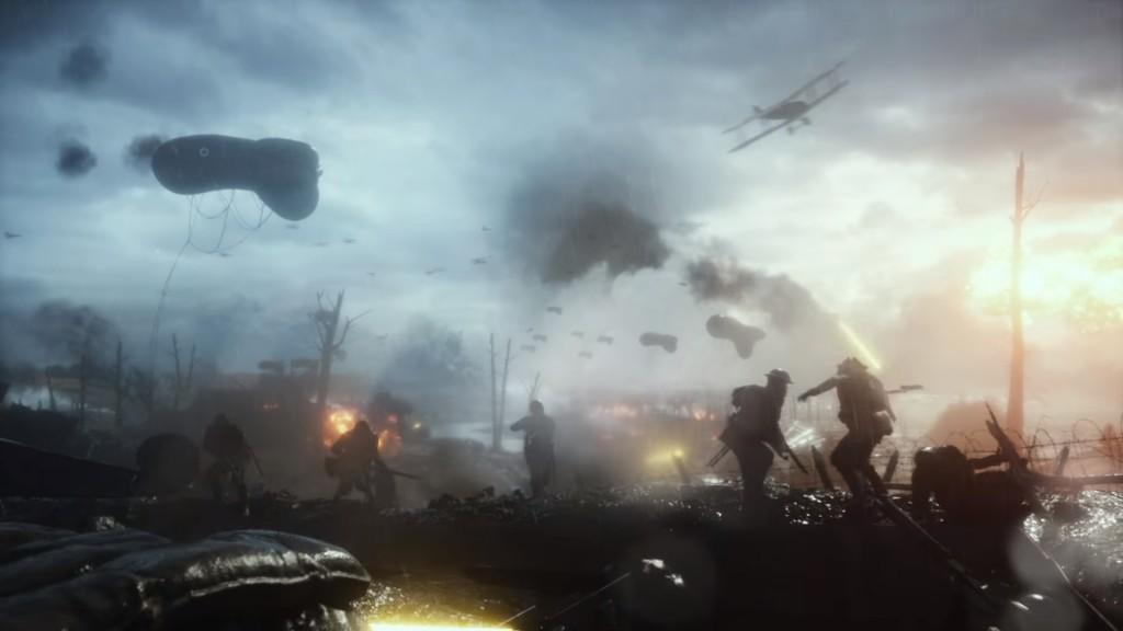 czemu battlefield 1 jest lepszy