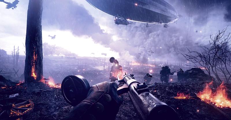 nowy zwiastun battlefield 1