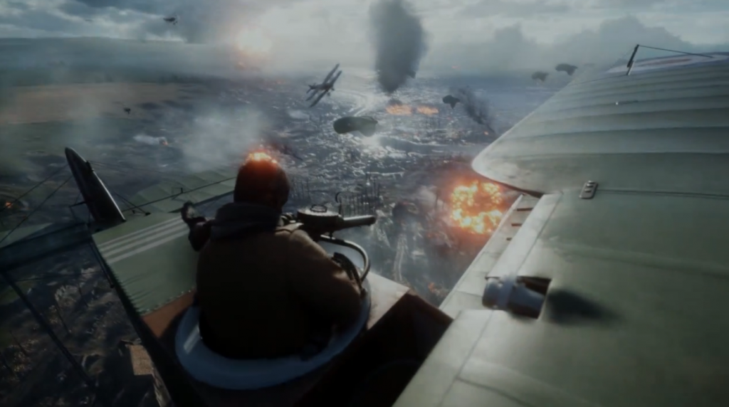 Pierwsze DLC do Battlefield 1