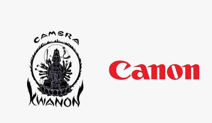 Canon - 25 najpopularniejszych logo