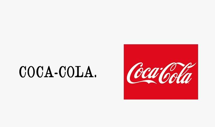 zobacz 25 najpopularniejszych logo kiedyś i dziś blaber