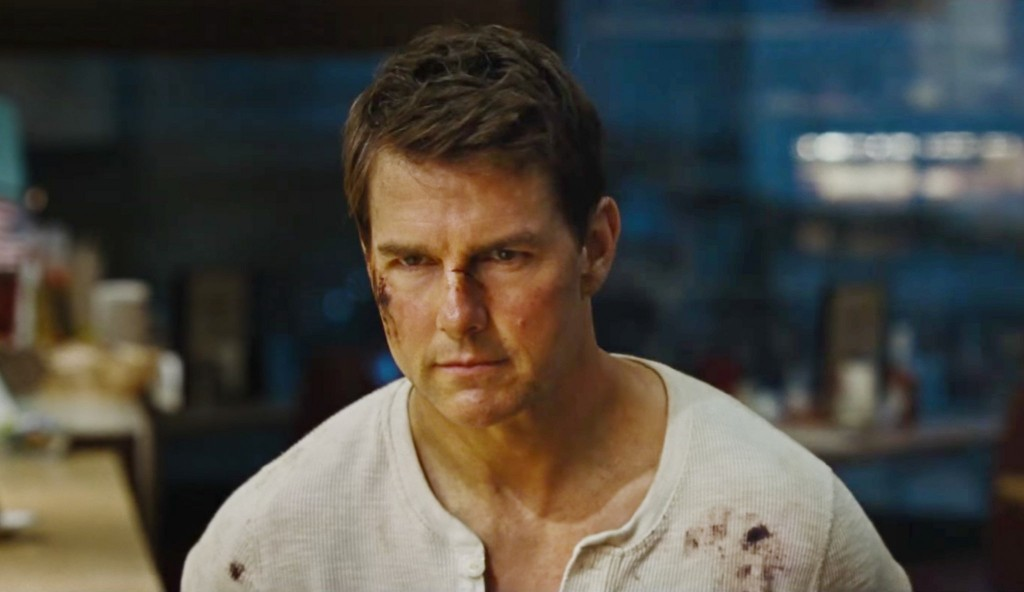 jack reacher 2 trailer