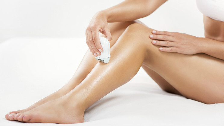 depilacja skóry