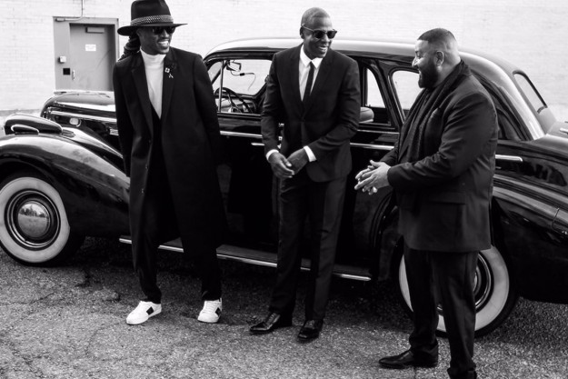 dj khaled i got the keys