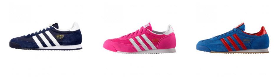 Adidas Dragon </p>                     </div>   <!--bof Product URL --> <!--eof Product URL --> <!--bof Quantity Discounts table --> <!--eof Quantity Discounts table --> </div>                        </dd> <dt class=