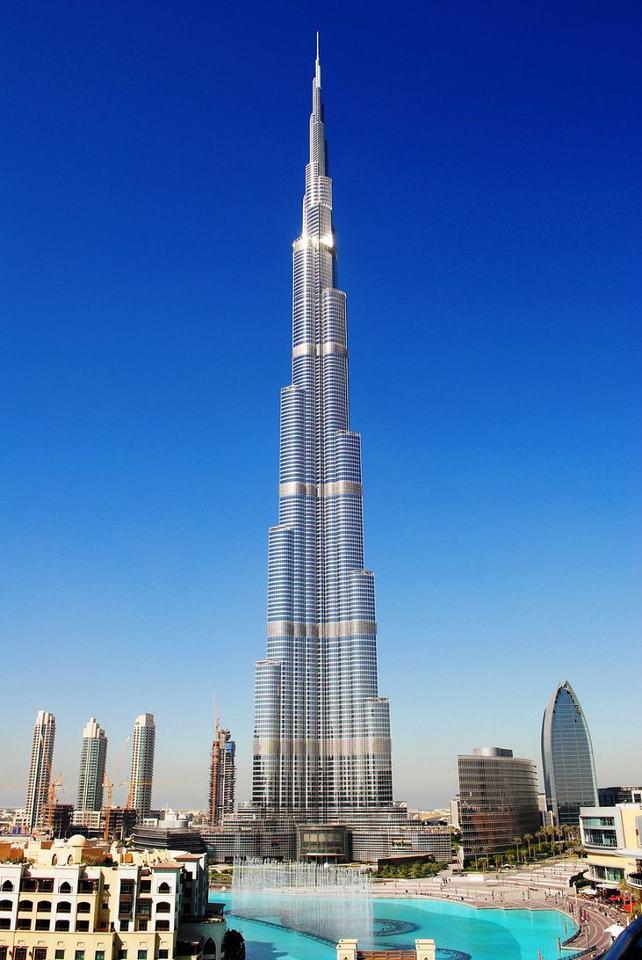 Dubaj wymarzonym miejscem