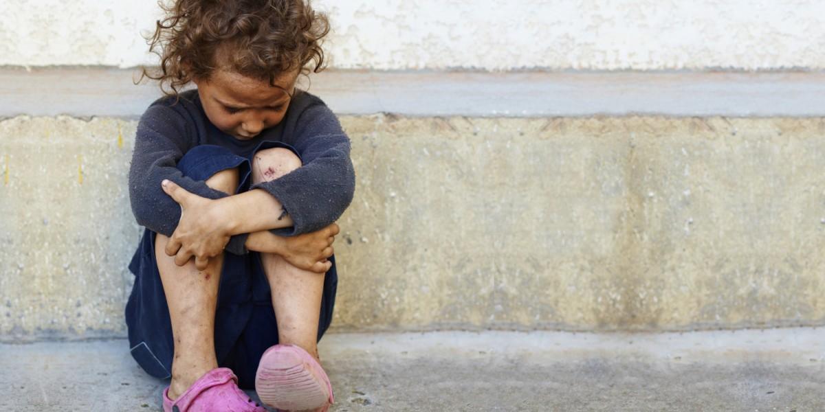 eksperyment społeczny na temat ubogich dzieci