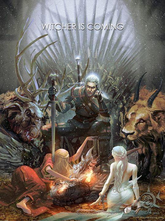 dlaczego wiedzmin jest lepszy od gry o tron