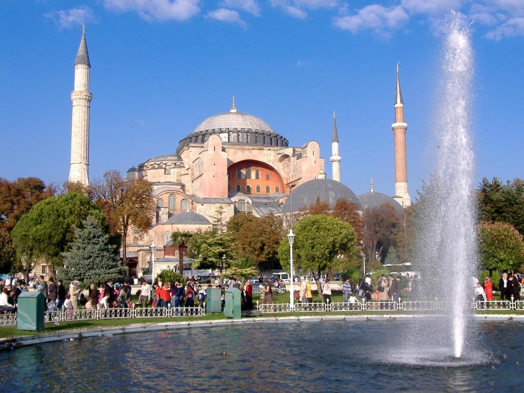 miejsca turystyczne w Europie