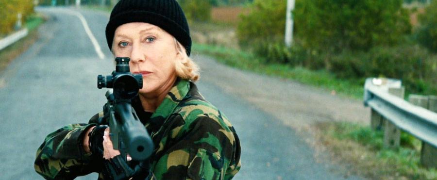 Helen Mirren w szybkich i wscieklych 8