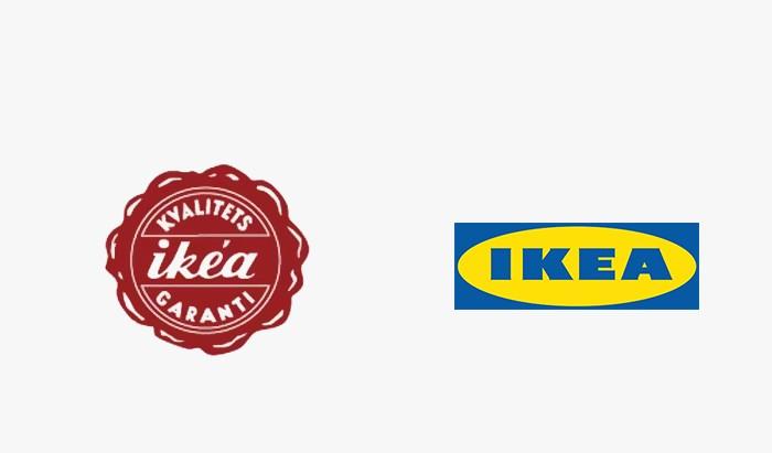 Ikea - 25 najpopularniejszych logo