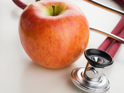 7 korzyści jedzenia jabłek