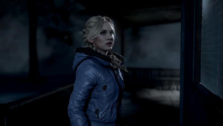 Pojawienie się postaci w Until Dawn 2 byłoby uwarunkowane tym jak przeszedłeś pierwowzór