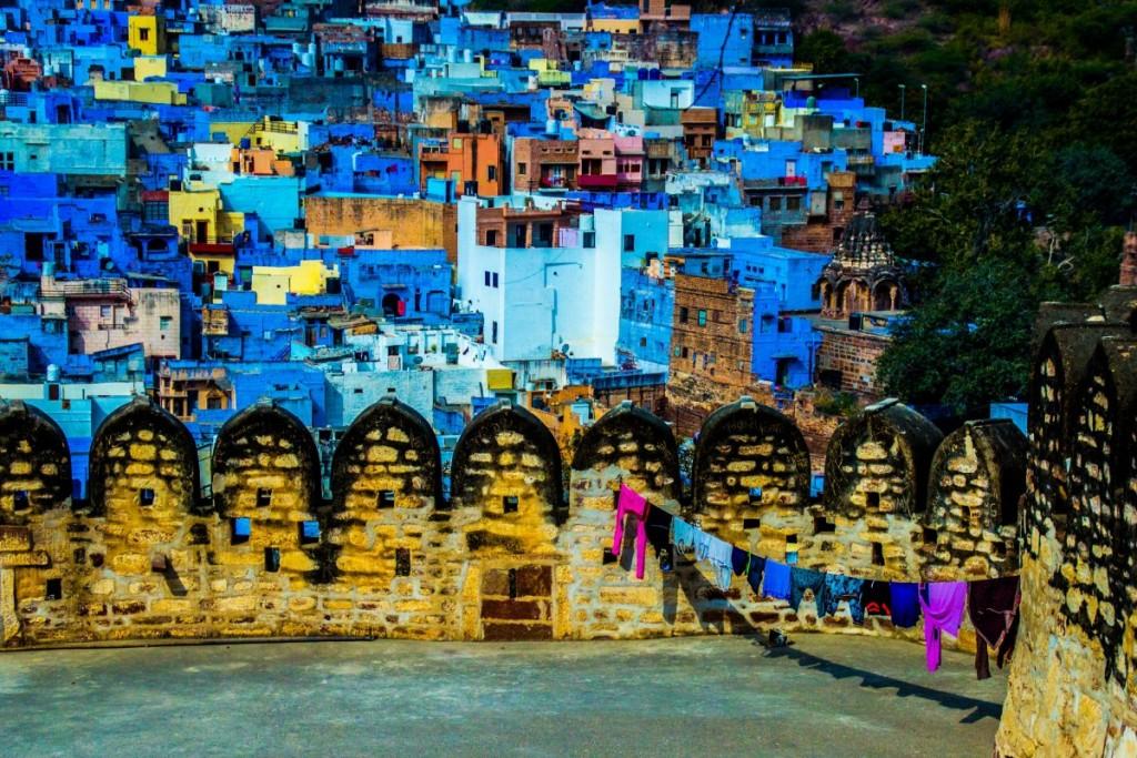 Jodhpur, Indie - najpiękniejsze turystyczne fotografie