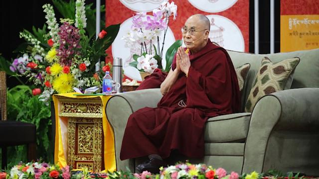 lady gaga dalajlama