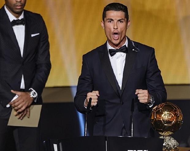 Piłkarze, którzy zdobyli złotą piłkę