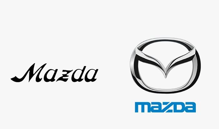 Mazda - 25 najpopularniejszych logo