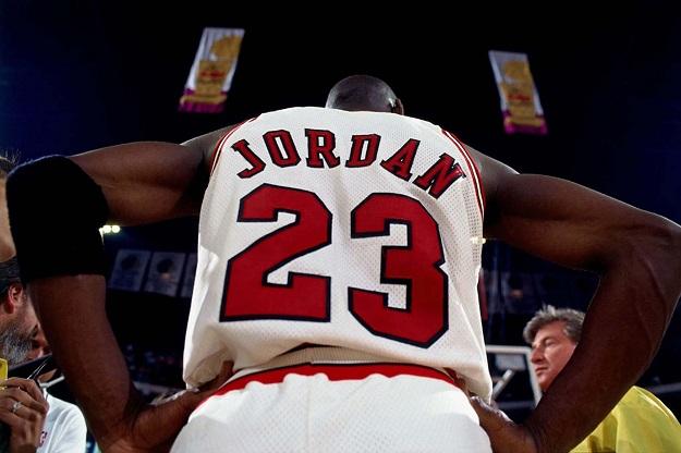 najciekawsze cytaty Michaela Jordana