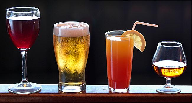 mity o alkoholu