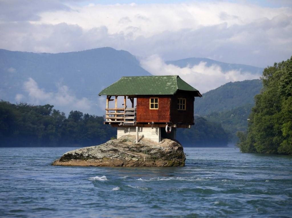 Najbardziej zadziwiające domy