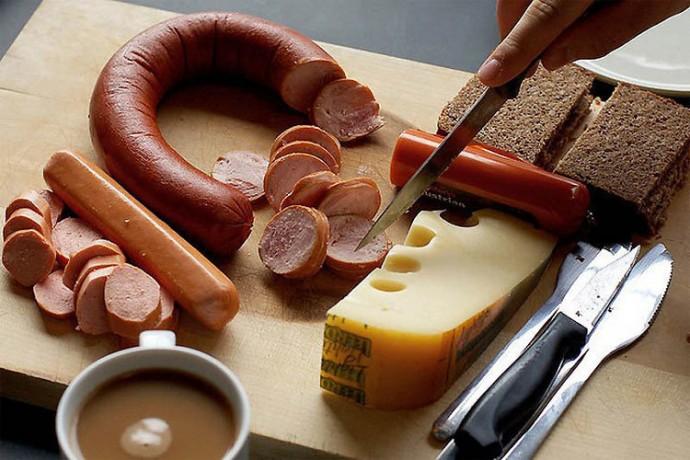 Niemcy- 11 śniadań z różnych zakątków świata