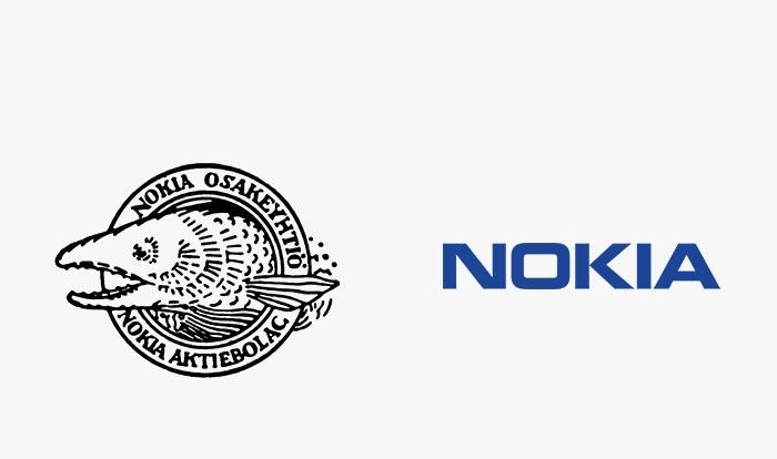 Nokia - 25 najpopularniejszych logo