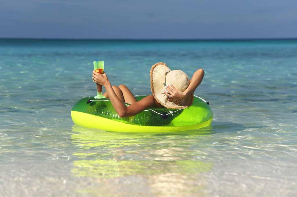 zabrać ze sobą na wakacje