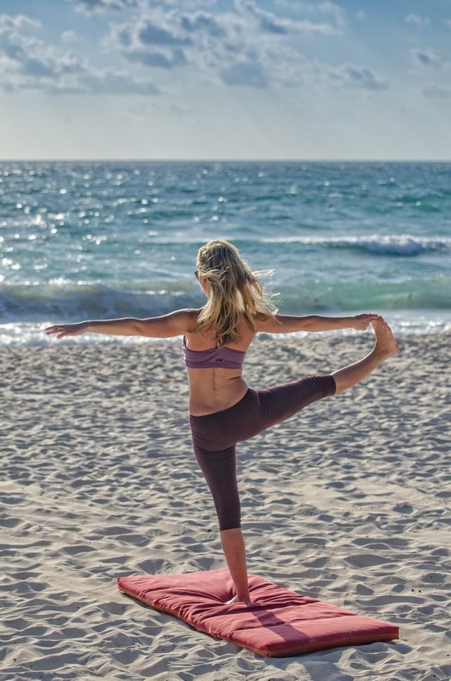 korzyści z uprawiania jogi