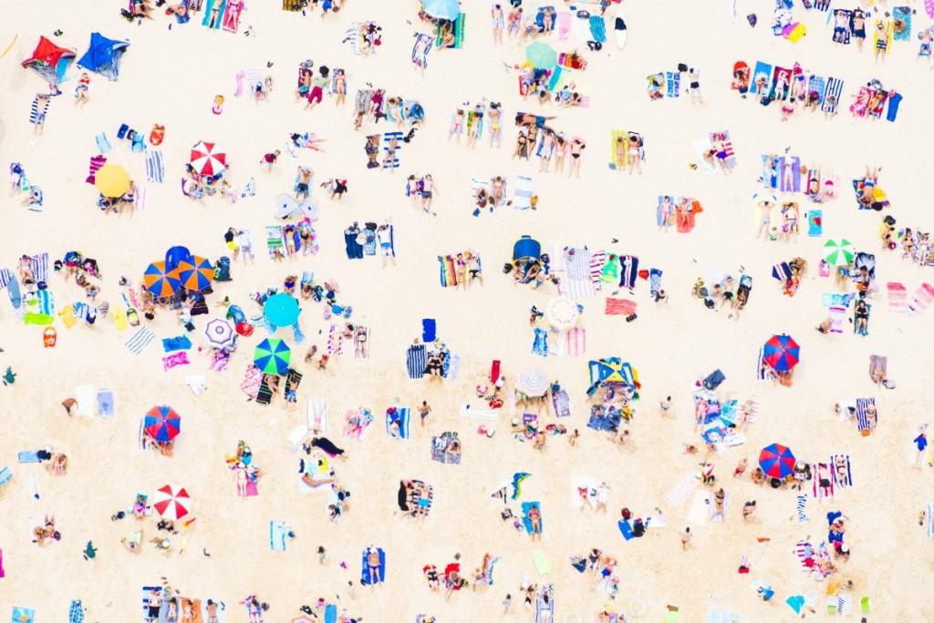 Plaża Bondi, Sydney, Australia - 14 najwspanialszych zdjęć plaż