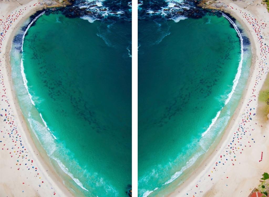 Plaża Camps Bay, Południowa Afryka - 14 najwspanialszych zdjęć plaż