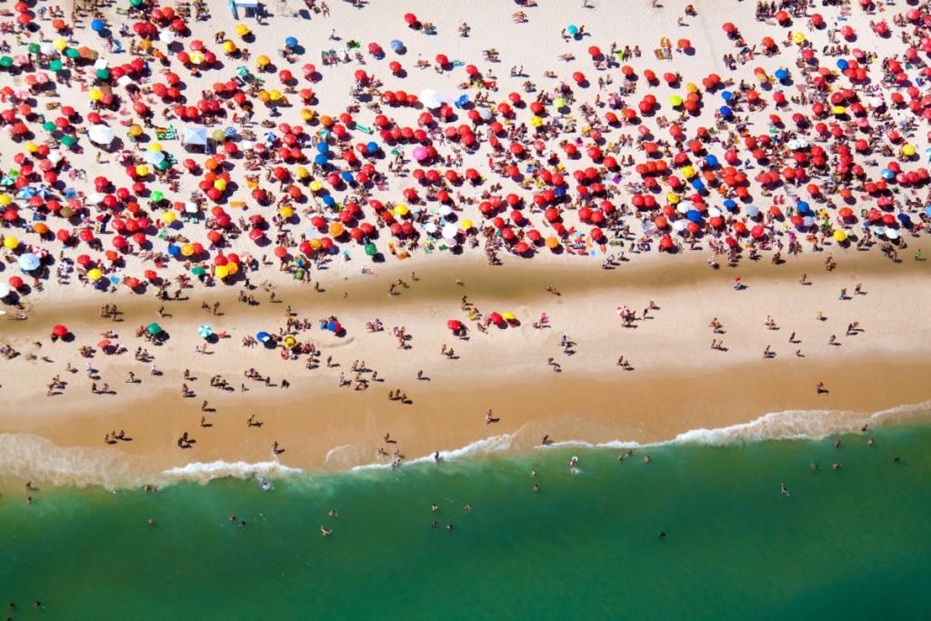 Rio de Janeiro, Brazylia - 14 najwspanialszych zdjęć plaż