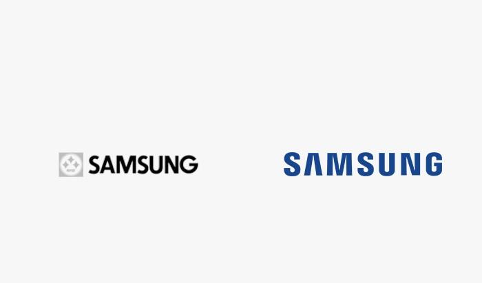 Samsung - 25 najpopularniejszych logo