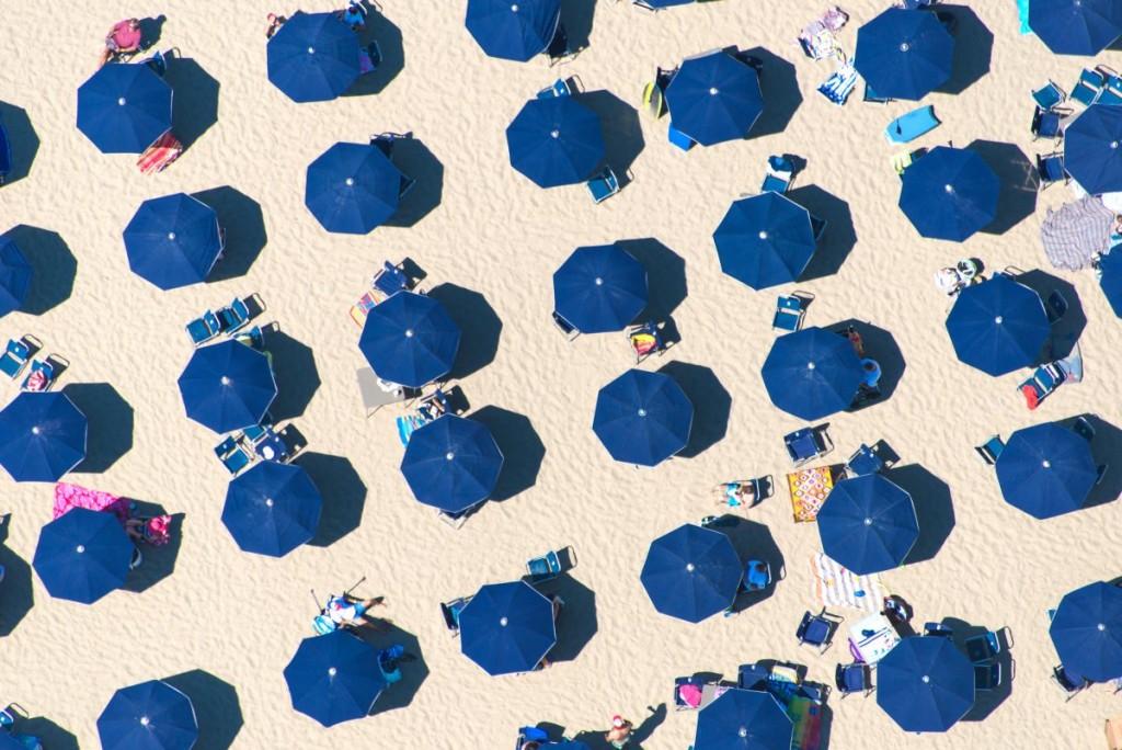 Santa Monica - 14 najwspanialszych zdjęć plaż