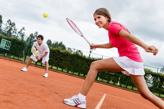 korzyści z gry w tenisa