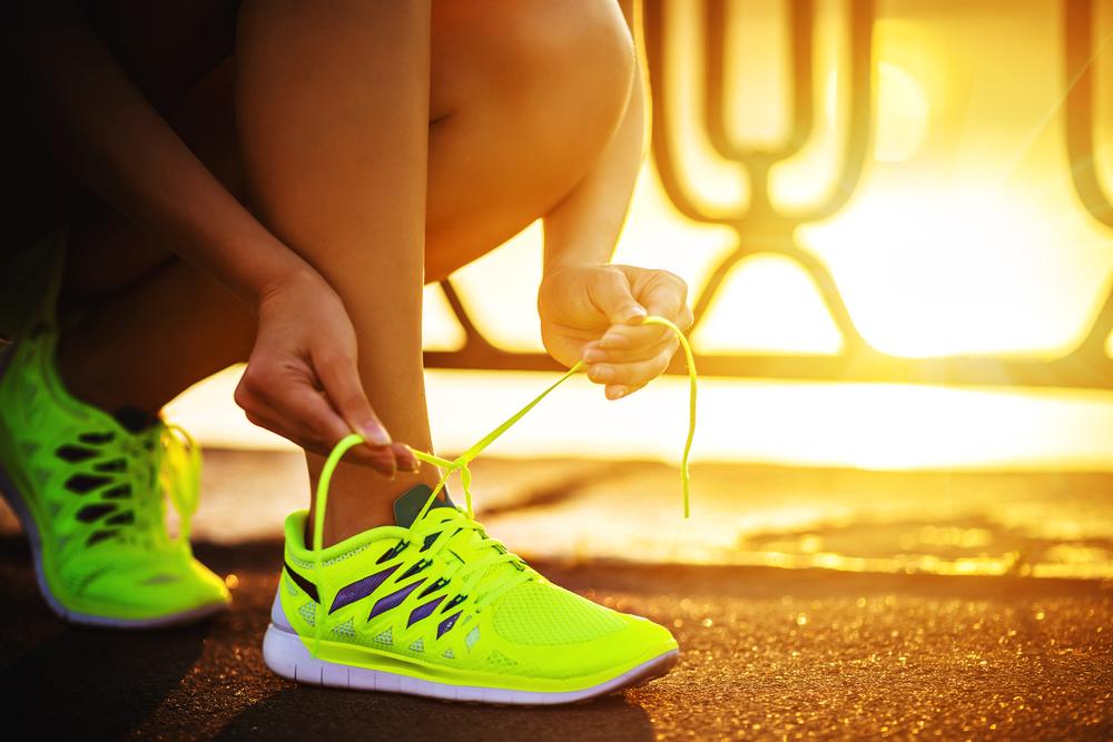 Buty do biegania muszą zapewniać komfort