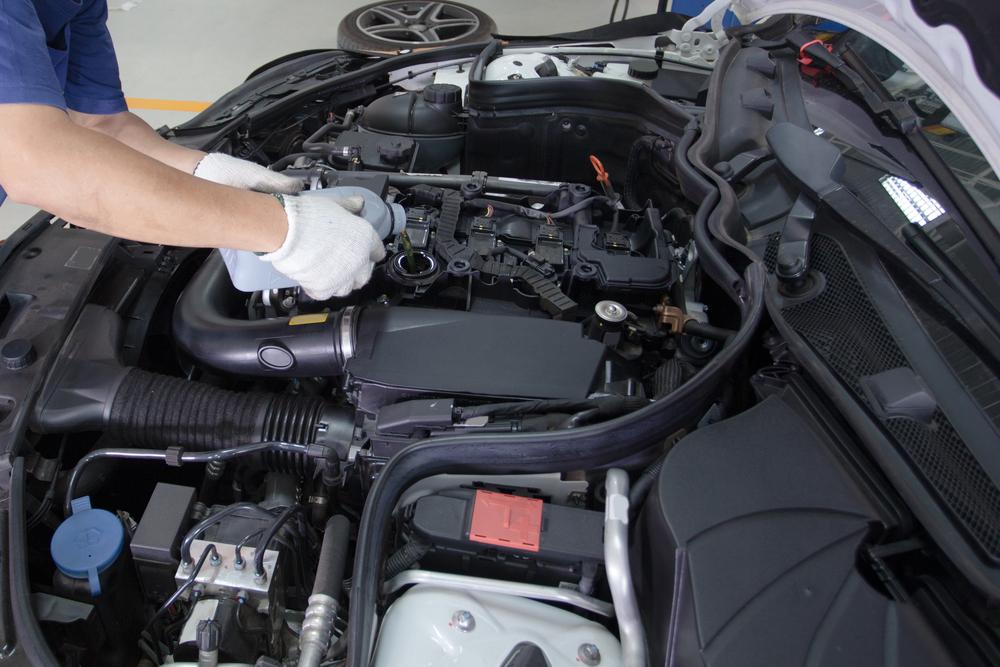 Zadbany silnik nie powinien przysparzać problemów