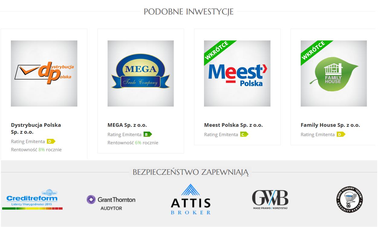 platforma inwestycji wekslowych