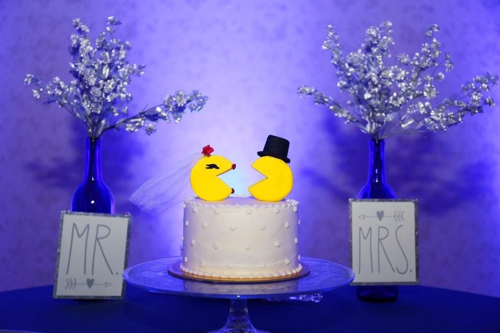 torty weselne dla geeków
