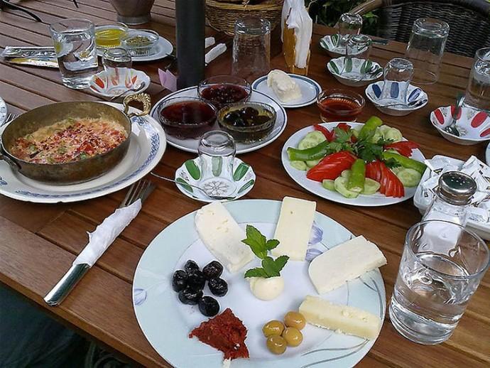 Turcja- 11 śniadań z różnych zakątków świata