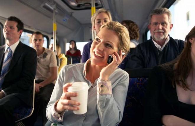 typy pasażerów komunikacji miejskiej