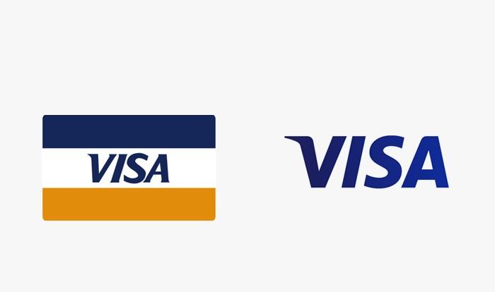 Visa - 25 najpopularniejszych logo