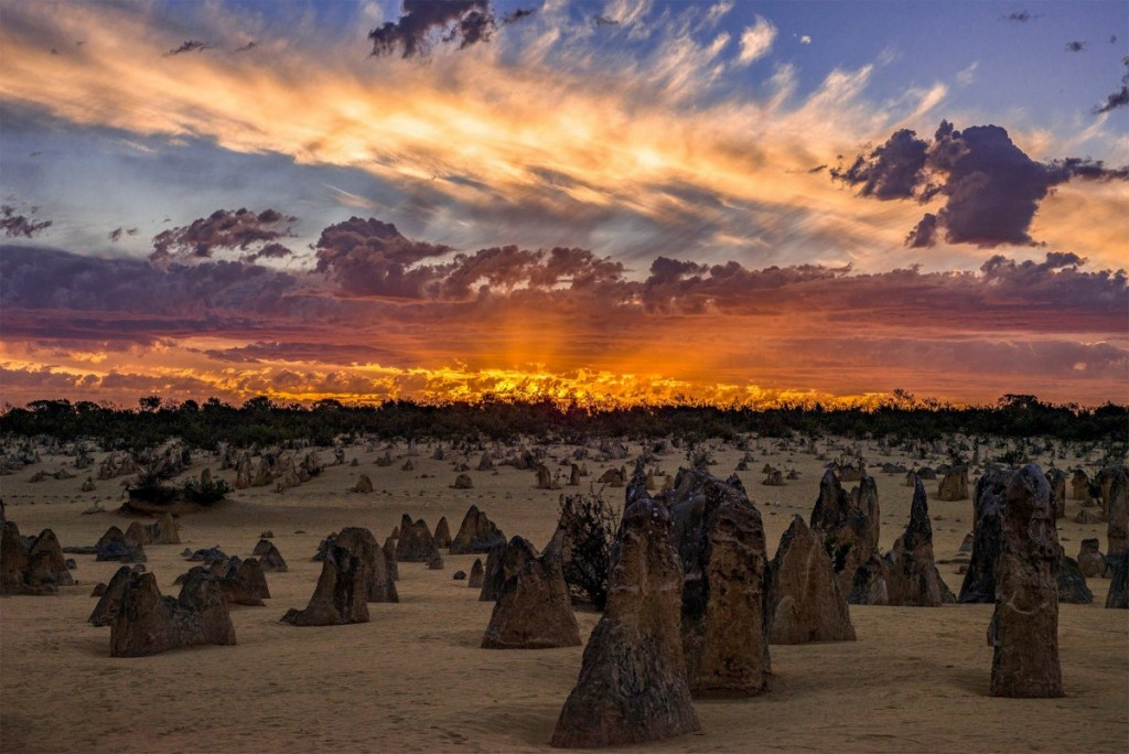 Zachodnia Australia - najpiękniejsze turystyczne fotografie