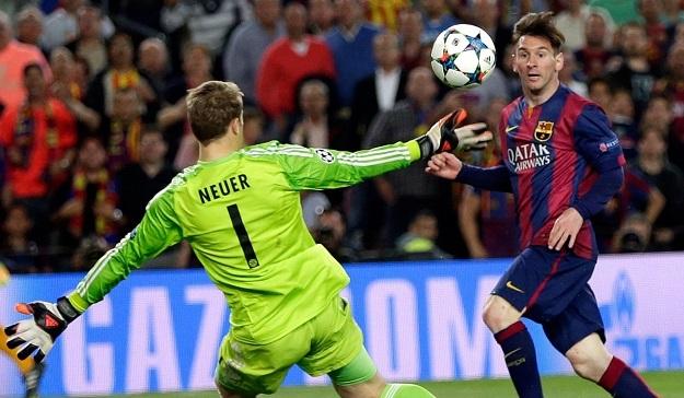 Messi jest lepszy od Cristiano Ronaldo