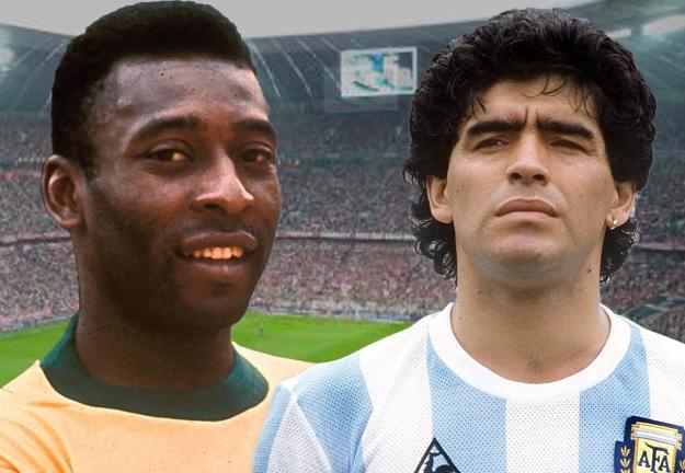 Pele czy Maradona