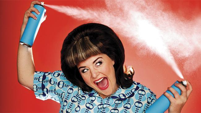 przepisy na domowe spraye do włosów