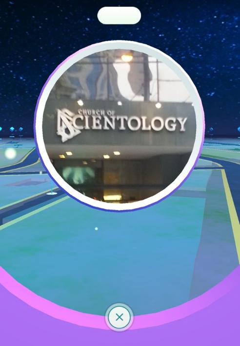 pokemon go pokestop dziwne miejsca