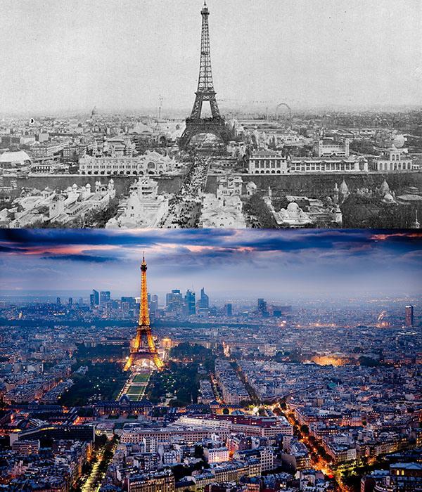 panoramy największych miast