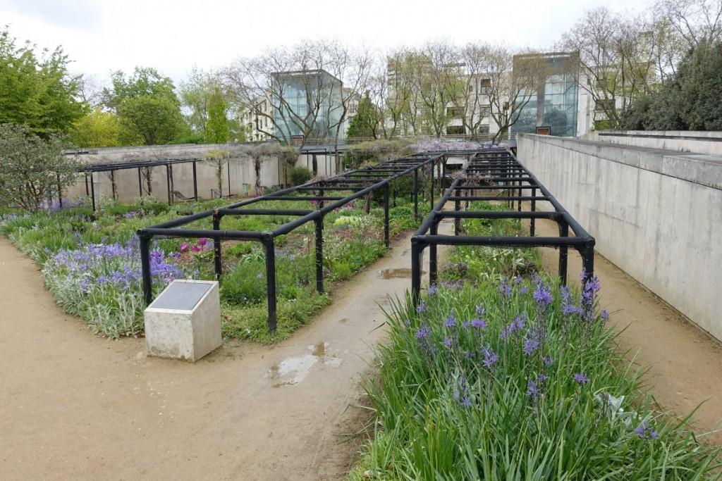 park, który powstał na dachu
