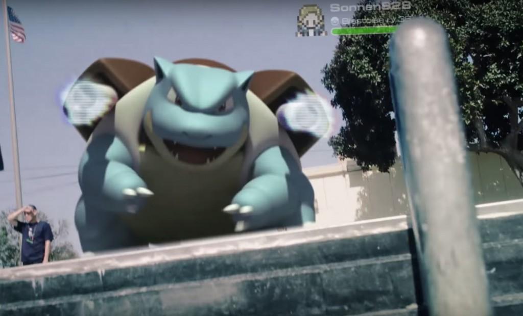dziwne sytuacje pokemon go